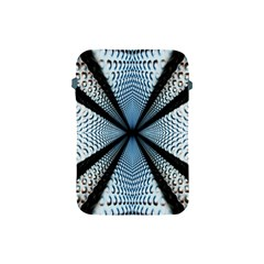 6th Dimension Metal Abstract Obtained Through Mirroring Apple Ipad Mini Protective Soft Cases