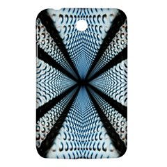6th Dimension Metal Abstract Obtained Through Mirroring Samsung Galaxy Tab 3 (7 ) P3200 Hardshell Case