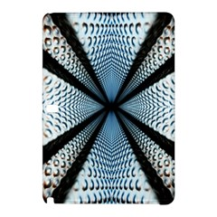 6th Dimension Metal Abstract Obtained Through Mirroring Samsung Galaxy Tab Pro 10 1 Hardshell Case