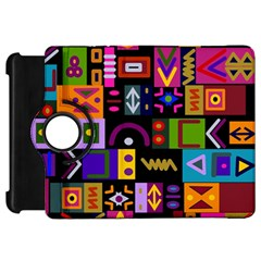 Abstract A Colorful Modern Illustration Kindle Fire Hd 7