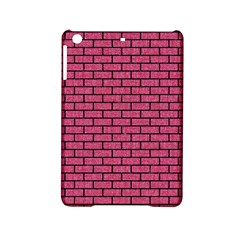Brick1 Black Marble & Pink Denim Ipad Mini 2 Hardshell Cases