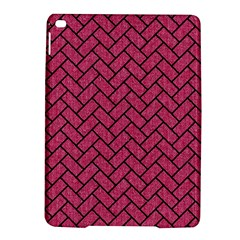 Brick2 Black Marble & Pink Denim Ipad Air 2 Hardshell Cases
