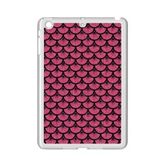 Scales3 Black Marble & Pink Denim Ipad Mini 2 Enamel Coated Cases