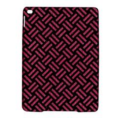 Woven2 Black Marble & Pink Denim (r) Ipad Air 2 Hardshell Cases