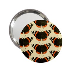 Butterfly Butterflies Insects 2 25  Handbag Mirrors