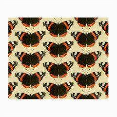 Butterfly Butterflies Insects Small Glasses Cloth (2 Side)