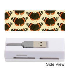 Butterfly Butterflies Insects Memory Card Reader (stick)