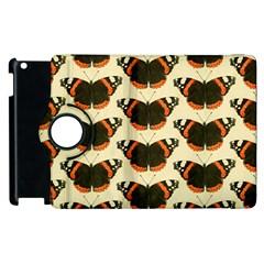 Butterfly Butterflies Insects Apple Ipad 3/4 Flip 360 Case