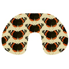 Butterfly Butterflies Insects Travel Neck Pillows