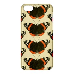 Butterfly Butterflies Insects Apple Iphone 5c Hardshell Case