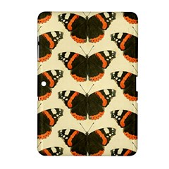Butterfly Butterflies Insects Samsung Galaxy Tab 2 (10 1 ) P5100 Hardshell Case