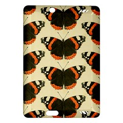 Butterfly Butterflies Insects Amazon Kindle Fire Hd (2013) Hardshell Case