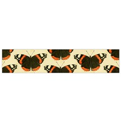 Butterfly Butterflies Insects Small Flano Scarf