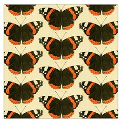 Butterfly Butterflies Insects Large Satin Scarf (square)