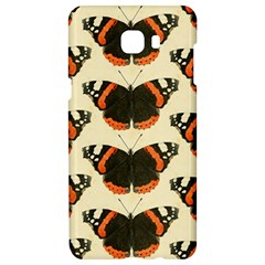 Butterfly Butterflies Insects Samsung C9 Pro Hardshell Case