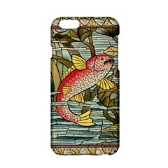 Fish Underwater Cubism Mosaic Apple Iphone 6/6s Hardshell Case