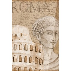 Colosseum Rome Caesar Background 5 5  X 8 5  Notebooks