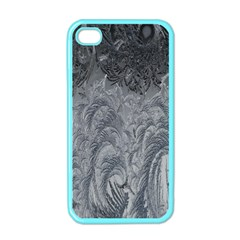 Abstract Art Decoration Design Apple Iphone 4 Case (color)