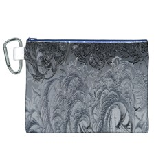 Abstract Art Decoration Design Canvas Cosmetic Bag (xl)
