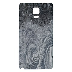 Abstract Art Decoration Design Galaxy Note 4 Back Case