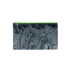 Abstract Art Decoration Design Cosmetic Bag (xs)