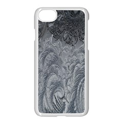 Abstract Art Decoration Design Apple Iphone 7 Seamless Case (white)