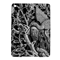 Black And White Pattern Texture Ipad Air 2 Hardshell Cases