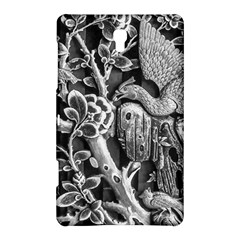 Black And White Pattern Texture Samsung Galaxy Tab S (8 4 ) Hardshell Case