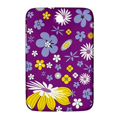 Floral Flowers Samsung Galaxy Note 8 0 N5100 Hardshell Case