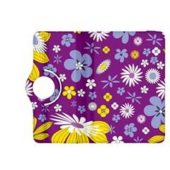 Floral Flowers Kindle Fire Hdx 8 9  Flip 360 Case