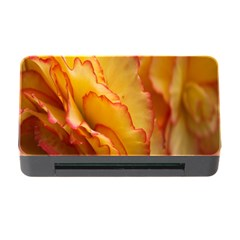 Flowers Leaves Leaf Floral Summer Memory Card Reader With Cf