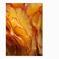 Flowers Leaves Leaf Floral Summer Small Garden Flag (two Sides)
