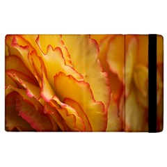 Flowers Leaves Leaf Floral Summer Apple Ipad 3/4 Flip Case