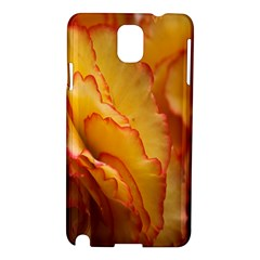 Flowers Leaves Leaf Floral Summer Samsung Galaxy Note 3 N9005 Hardshell Case