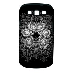 Fractal Filigree Lace Vintage Samsung Galaxy S Iii Classic Hardshell Case (pc+silicone)