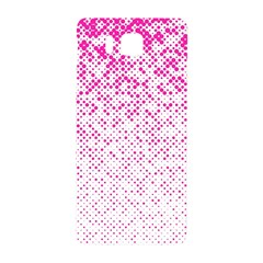 Halftone Dot Background Pattern Samsung Galaxy Alpha Hardshell Back Case