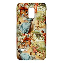 Seamless Vintage Design Galaxy S5 Mini