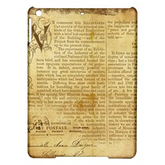 Vintage Background Paper Ipad Air Hardshell Cases