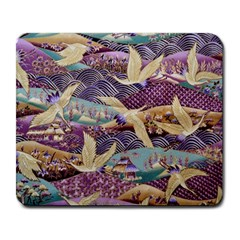 Textile Fabric Cloth Pattern Large Mousepads