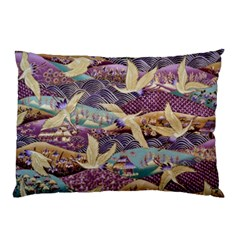 Textile Fabric Cloth Pattern Pillow Case (two Sides)