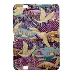 Textile Fabric Cloth Pattern Kindle Fire Hd 8 9