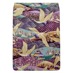 Textile Fabric Cloth Pattern Flap Covers (l)