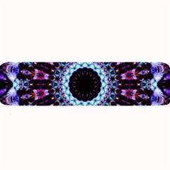 Kaleidoscope Shape Abstract Design Large Bar Mats