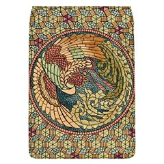 Wings Feathers Cubism Mosaic Flap Covers (l)