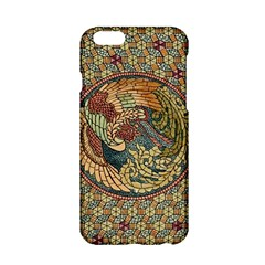 Wings Feathers Cubism Mosaic Apple Iphone 6/6s Hardshell Case