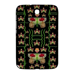 Roses In The Soft Hands Makes A Smile Pop Art Samsung Galaxy Note 8 0 N5100 Hardshell Case