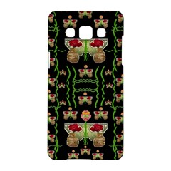 Roses In The Soft Hands Makes A Smile Pop Art Samsung Galaxy A5 Hardshell Case