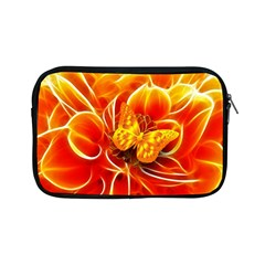 Arrangement Butterfly Aesthetics Orange Background Apple Ipad Mini Zipper Cases