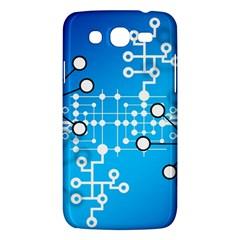 Block Chain Data Records Concept Samsung Galaxy Mega 5 8 I9152 Hardshell Case