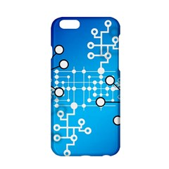 Block Chain Data Records Concept Apple Iphone 6/6s Hardshell Case